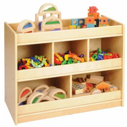 Image of Carolina 5-Cubby Storage Center