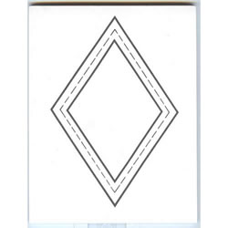 LAP™ Diamond Design Cutting Pads (set of 10)