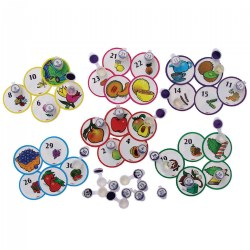 Scents Sort Match-Up Science and Sensory Kit
