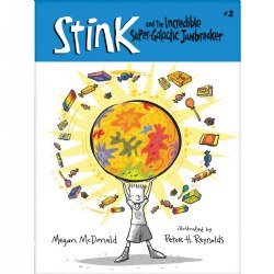 Stink and the Incredible Super-Galactic Jawbreaker - Paperback