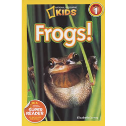National Geographic Readers - Frogs