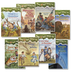 Magic Tree House Set 3 #17-24 - Set of 8