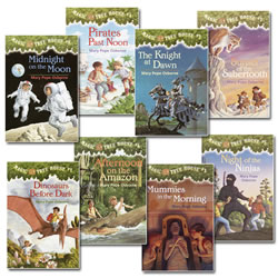 Magic Tree House Set 1 #1-8 - Set of 8