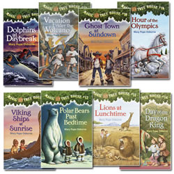 Magic Tree House Set 2 #9-16 - Set of 8