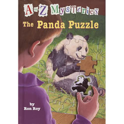 The Panda Puzzle - Paperback