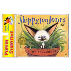 Skippyjon Jones - Paperback & CD