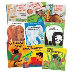 Triple Favorite Big Books - Set of 9
