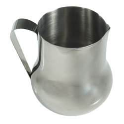 Stainless Steel Pitcher 13 oz.