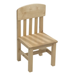 "10"" Birch Chair (Set of 2)"