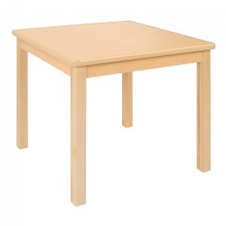 "Carolina 24"" x 24"" Square Table - Seats 4"