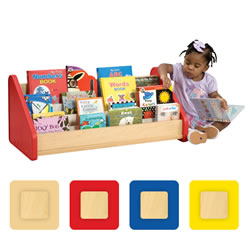 Toddler Easy Reach Book Display