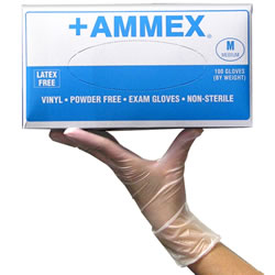Vinyl Powder-Free/Latex-Free Gloves