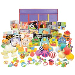 Young Infants: Play & Read Activity Kit