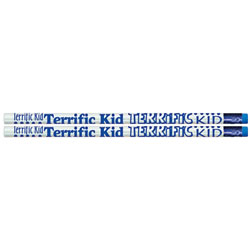 Terrific Kid! Pencils (box of 12)