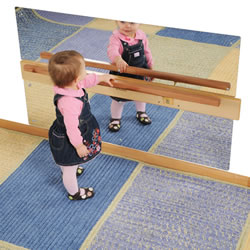 Pull-Up Mirror