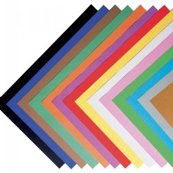 "12"" x 18"" Tru-Ray® Construction Paper - 25 Packs"