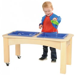 Toddler Sand & Water Table