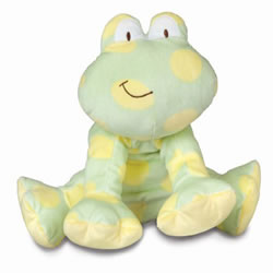 Asthma & Allergy Friendly Floppy Froggie