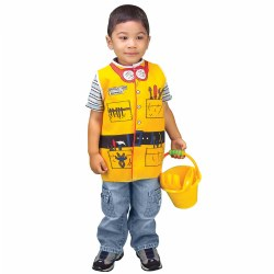 Construction Worker Dress-Up