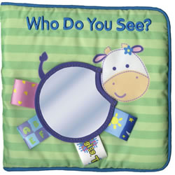 TAGGIES™ I See Me - Cloth Book