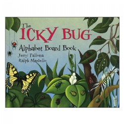 The Icky Bug - Board Book