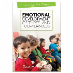 Emotional Development of Three- and Four-Year-Olds - Paperback