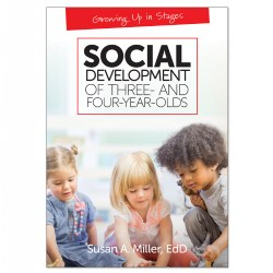 Social Development of Three- and Four-Year-Olds - Paperback
