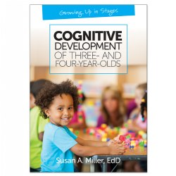 Cognitive Development of Three-and-Four-Year-Olds - Paperback