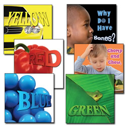 My Colors and Me! Board Books