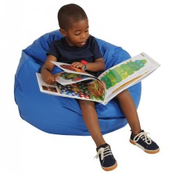 "35"" Round Bean Bag Chair"