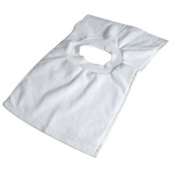 Deluxe Terry Pullover Bibs - Set of 10