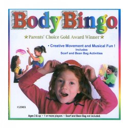 Body Bingo CD