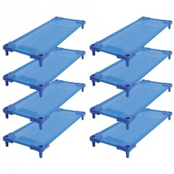 Standard Cots - Set of 8