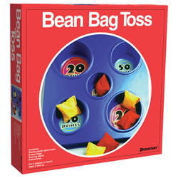 Bean Bag Toss - Timeless Indoor and Outdoor Game