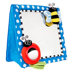 Busy Bugs Floor Activity Mirror