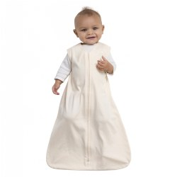 Cotton SleepSack® Wearable Blanket - Cream - Size Large