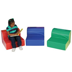 Library Trio ( Set of 3 chairs)