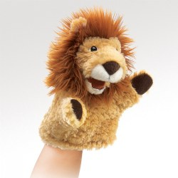 Little Lion Hand Puppet