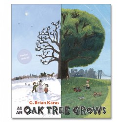 As An Oak Tree Grows - Hardcover