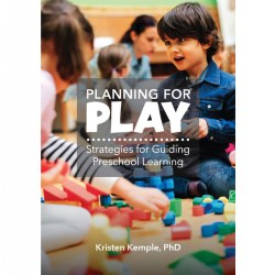Play is learning! But play in the early years is endangered by the emphasis on push-down academics, mounting parental expectations, and pressures on early childhood teachers to prepare young children for the rigors of kindergarten and beyond. With all of that, gains made by play experiences, including readiness skills and social-emotional development, have fallen away. Young children learn best through play. This book helps educators understand the different types of play and the rich opportunities offered through carefully planned time and environments designed for valuable pre-K play experiences. Paperback. 184 pages.