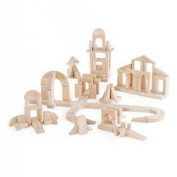 Unit Block Set D (135-Piece Set)