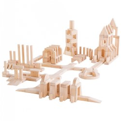 Unit Block Set E (218-Piece Set)