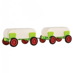 Block Science Cars Set
