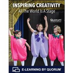 Inspiring Creativity: All The World Is A Stage