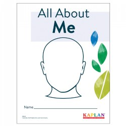 "All About Me Journals - Set of 10, 8 1/2"" x 11"""