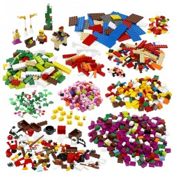 LEGO® Sceneries Set - 9385