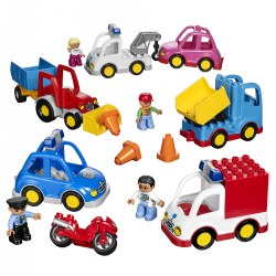 LEGO® DUPLO® Multi Vehicles Set - 45006