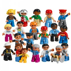 LEGO® DUPLO® Community People Set (45010)