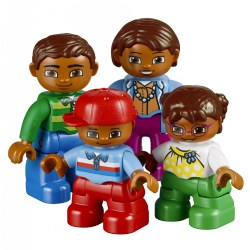 LEGO® DUPLO® World People Set (45011)