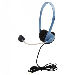 Personal Headset with Gooseneck Mic and TRRS Plug